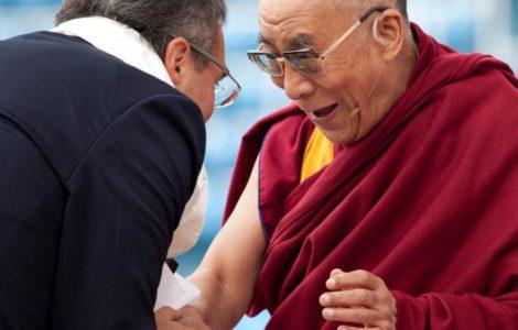 El refugio budista